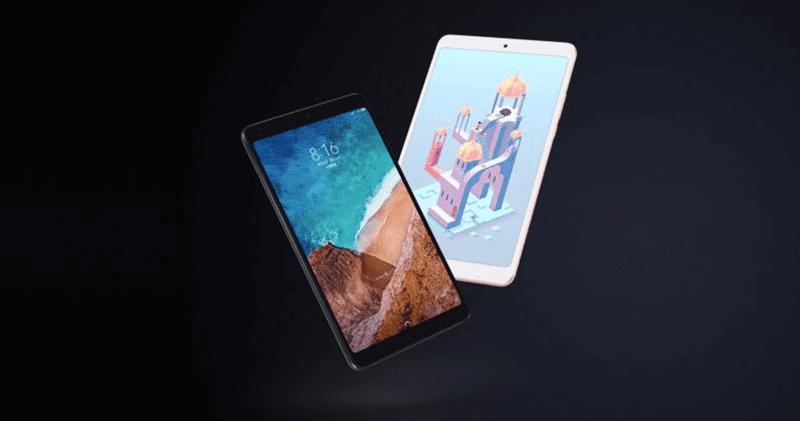 Xiaomi Mi Pad 4 now official