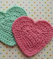 http://www.ravelry.com/patterns/library/valentines-heart-coaster