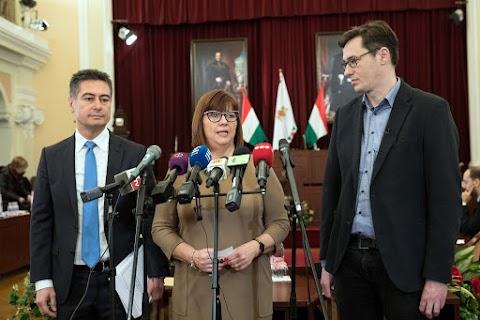 Közös polgármesterjelölteket állított Budapest legtöbb kerületében négy ellenzéki párt