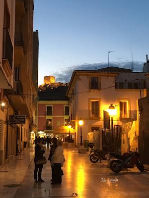Lorca siempre el Castillo