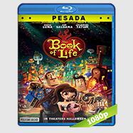 El Libro De La Vida (2014) HD BrRip 1080p (PESADA) Audio Dual LAT-ING