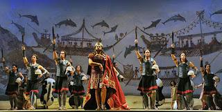 Girit Kralı Idomeneo Opera Konusu (Mozart)