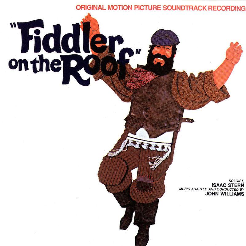 Chronological Scores Soundtracks Fiddler On The Roof 1971