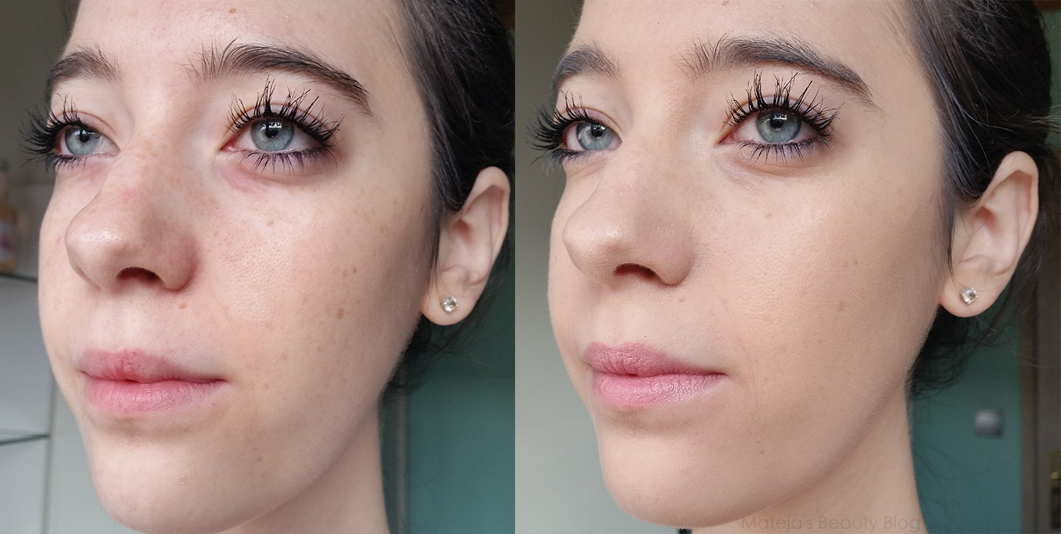 How to make makeup look smooth
