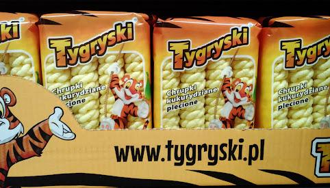 Tygryski Chrupki
