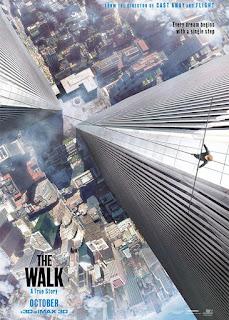 """Recenzja filmu """"The Walk: Sięgając Chmur"""""""