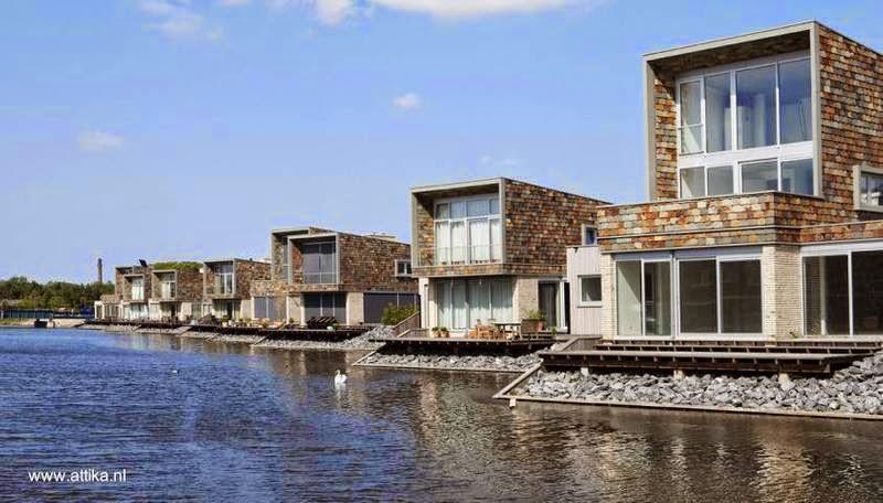 Arquitectura De Casas Modernas Casas Holandesas Como