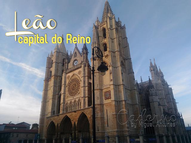 Leão, visitar a antiga capital do Reino