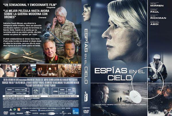Espías Desde El Cielo – Castellano, Inglés – DVD9
