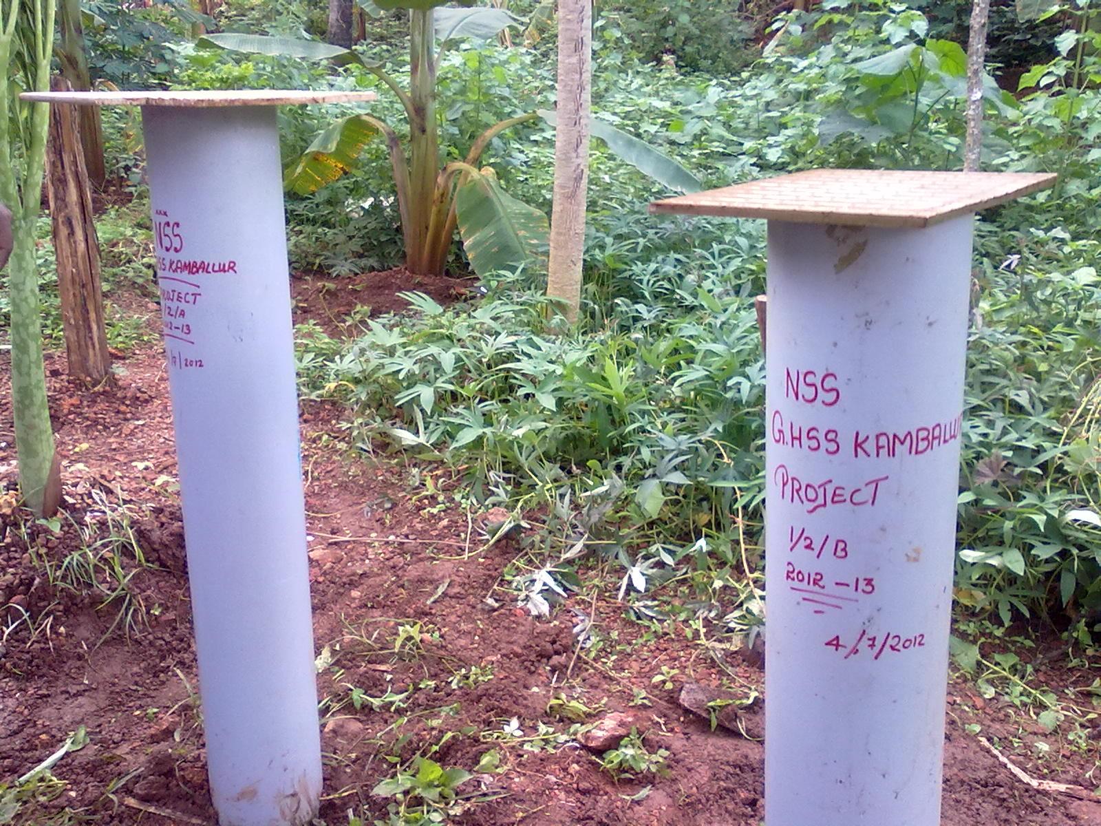 Nss Ghss Kamballur Unit No 363 Kasaragod Nirmalagramam Project