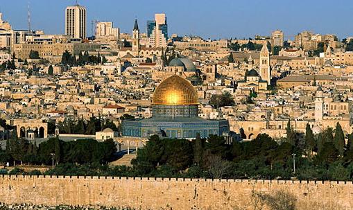 islam spiritual ties with jerusalem terminated 623 ce