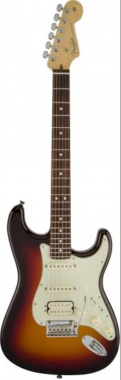 Bán đàn guitar điện Fender American Deluxe Strat Plus HSS