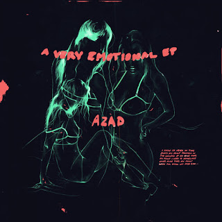 Azad Right - A Very Emotional (EP) (2016) - Album Download, Itunes Cover, Official Cover, Album CD Cover Art, Tracklist