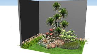 Tukang taman Surabaya, desain taman Surabaya,Ampyangan, Carport, batu kerikil karpotan,  jasa taman, taman kering, taman minimalis