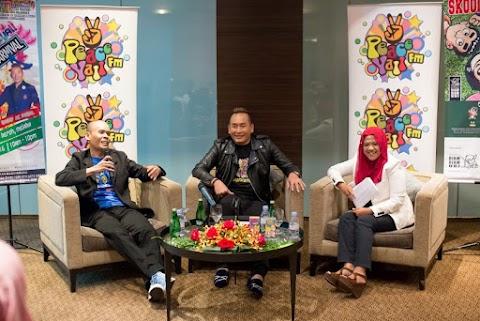 Majlis Sidang Akhbar & Pelancaran Karnival Peaceyall, Komik Skoolastik dan Permainan Aplikasi DAC Peaceyall