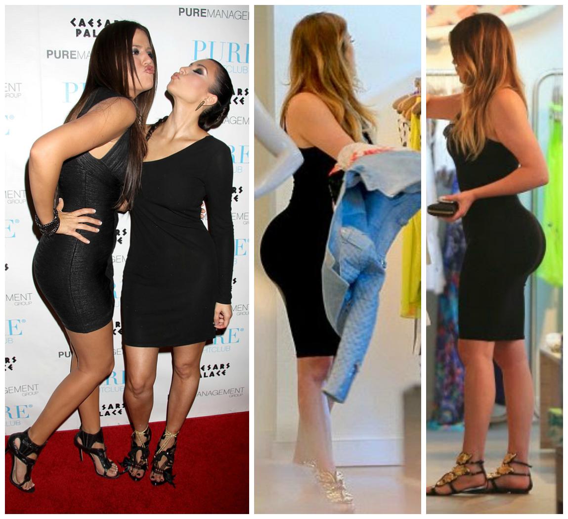 Khloe Kardashian Tits - Ass Liking Gallery