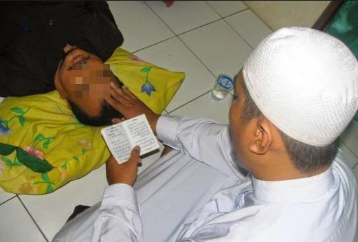 InsyaAllah Bermanfaat, Inilah Bacaan Ruqyah Baginda Nabi Saw Menurut Syekh Yusri