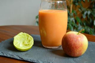 Smoothie de Meloa e Cenoura