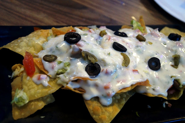 Mountain of Nachos Mumbai