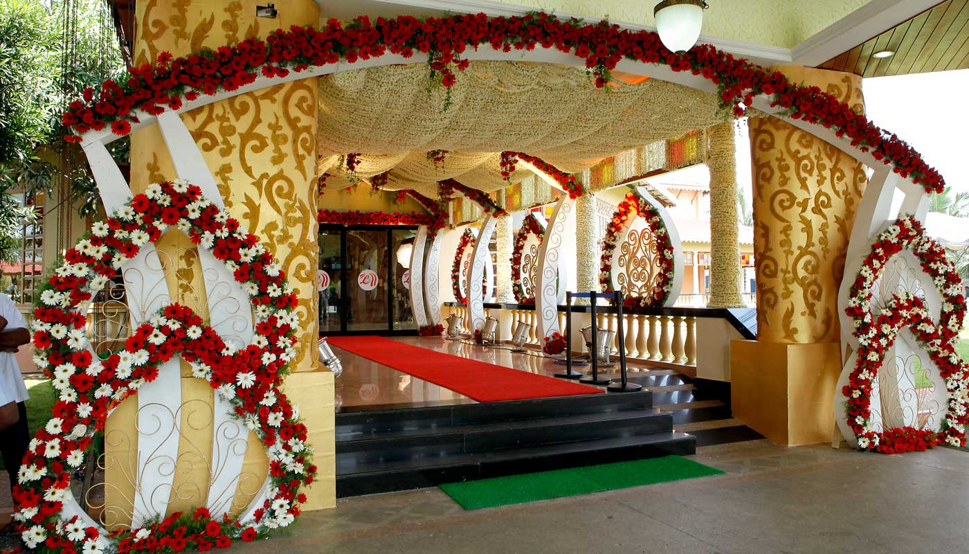 Suresh decoration marriage decorators in tiruchengode marriage entrance decoration junglespirit Image collections