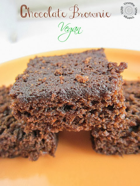 vegan-brownie
