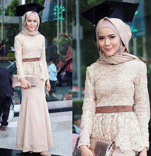 Cara Hijab Kebaya Muslimah