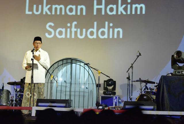 Menteri Agama: Kurang Ngopi Bisa Emosi