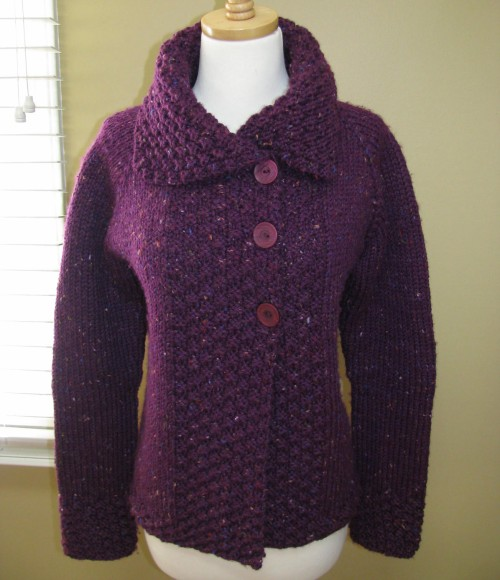 Tweedle-Plum - Free Pattern
