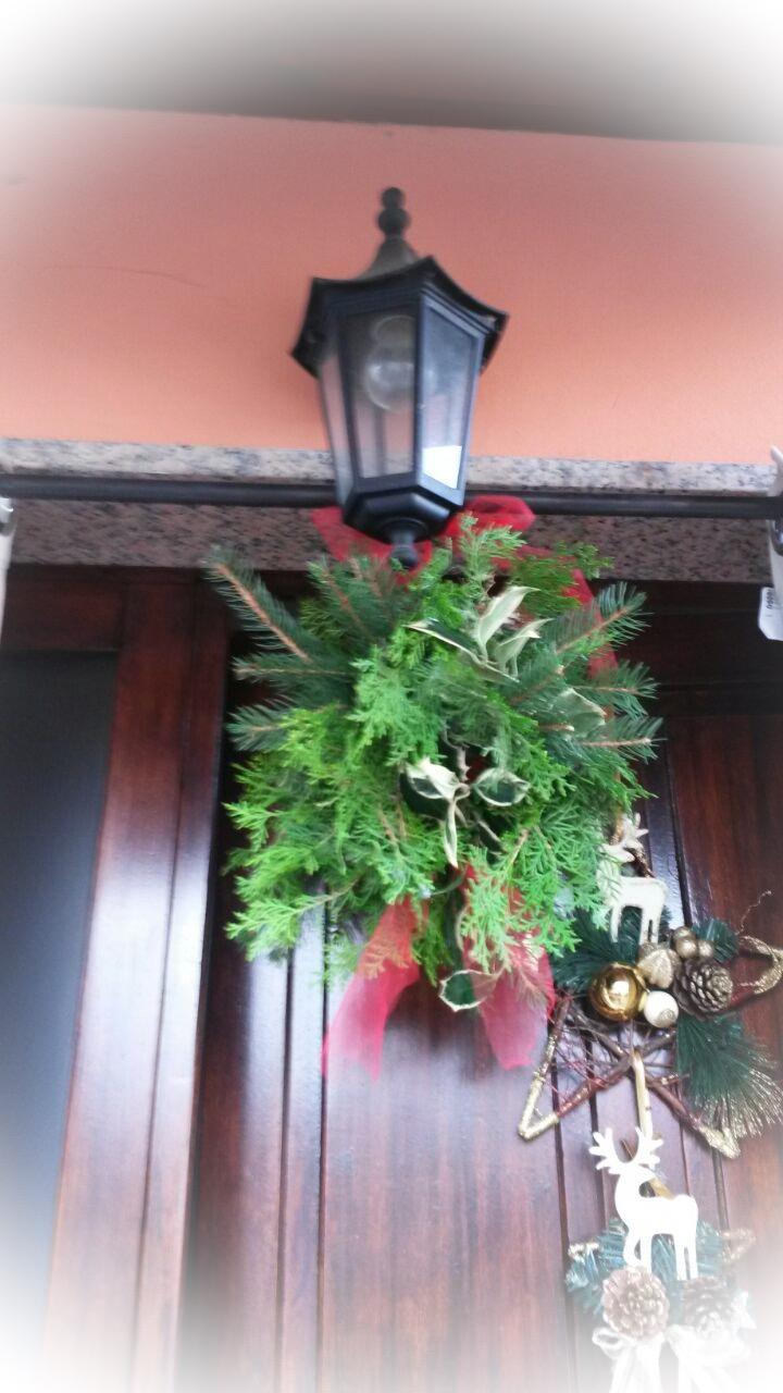 De petits coins decorazioni natalizie per esterno a costo zero - Decorazioni natalizie per esterno ...