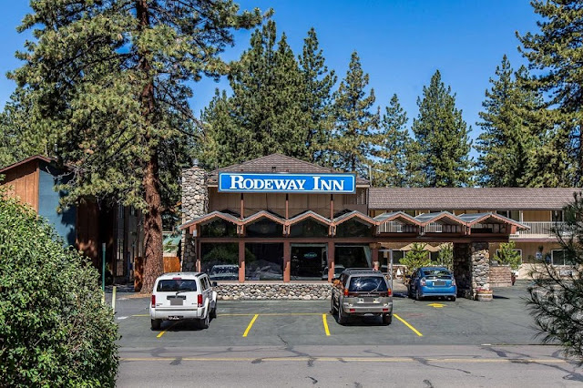 Hotel Rodeway Inn Casino Center em South Lake Tahoe