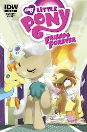 MLP Friends Forever #15 Comic