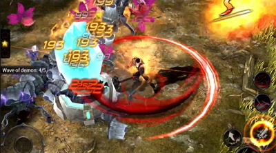 Download The World 3 Rise of Demon MOD APK DATA