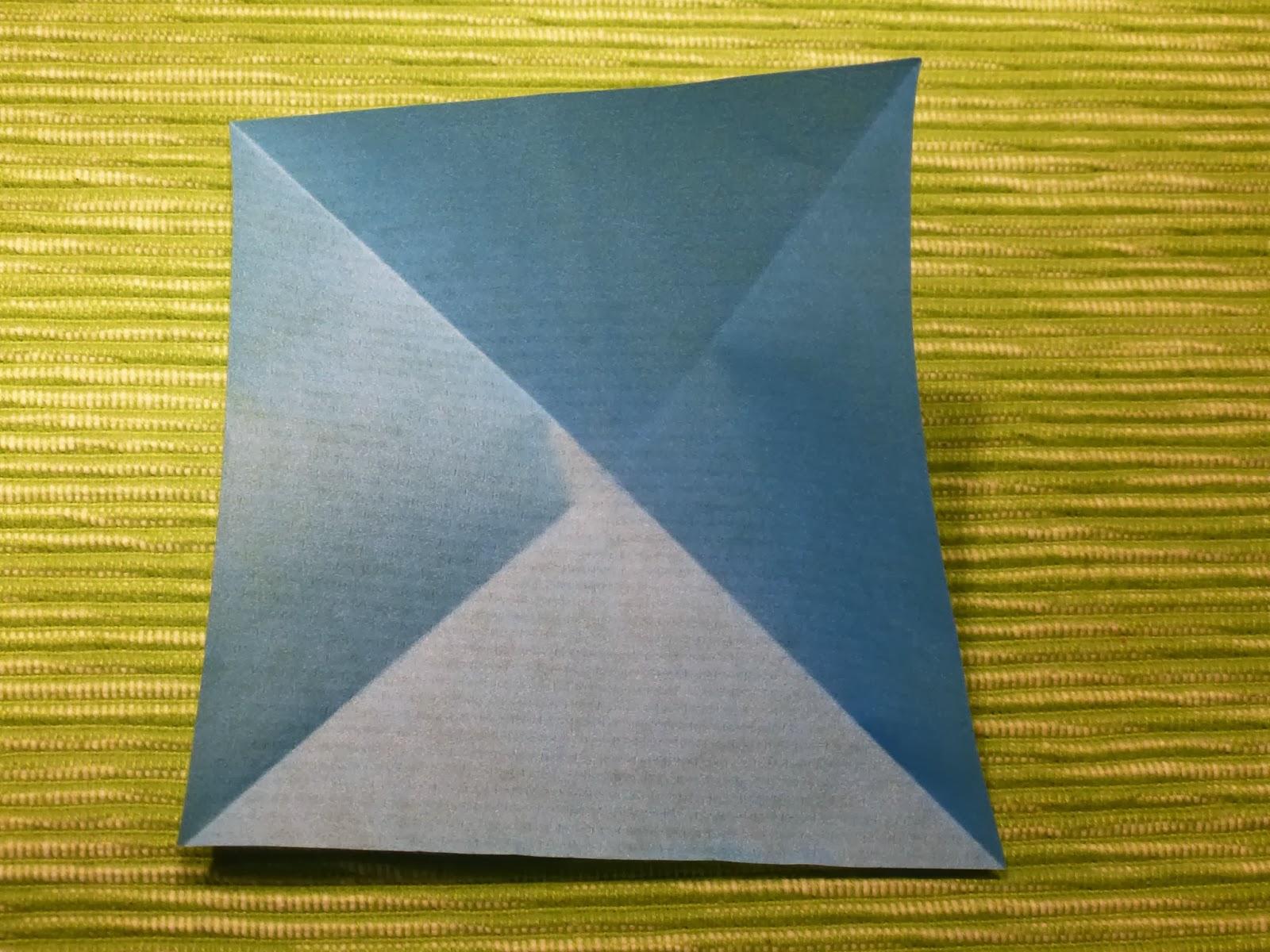 Alltagsbunt: Schmetterlinge aus Papier falten