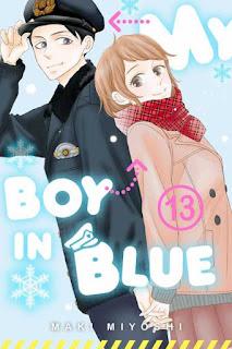 P to JK (My Boy in Blue)