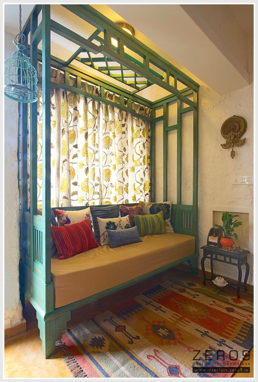 The east coast desi bespoke design by zero9 home tour for Desi home designs