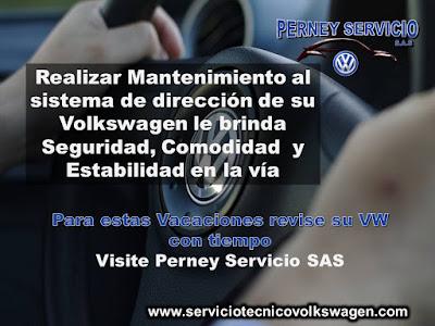 Mantenimiento Volkswagen Perney Servicio SAS