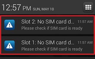 Cara Mengatasi SIM Card Tidak Terdeteksi dan Sinyal Hilang di Android
