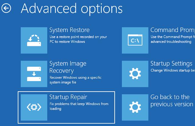 startup repair windows 8 dan 10