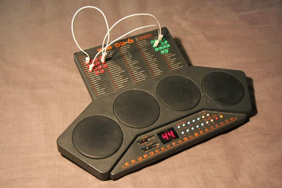 DD6 drum machine