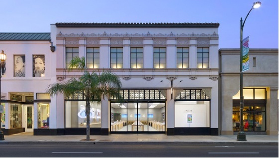 Apple Store Pasadena