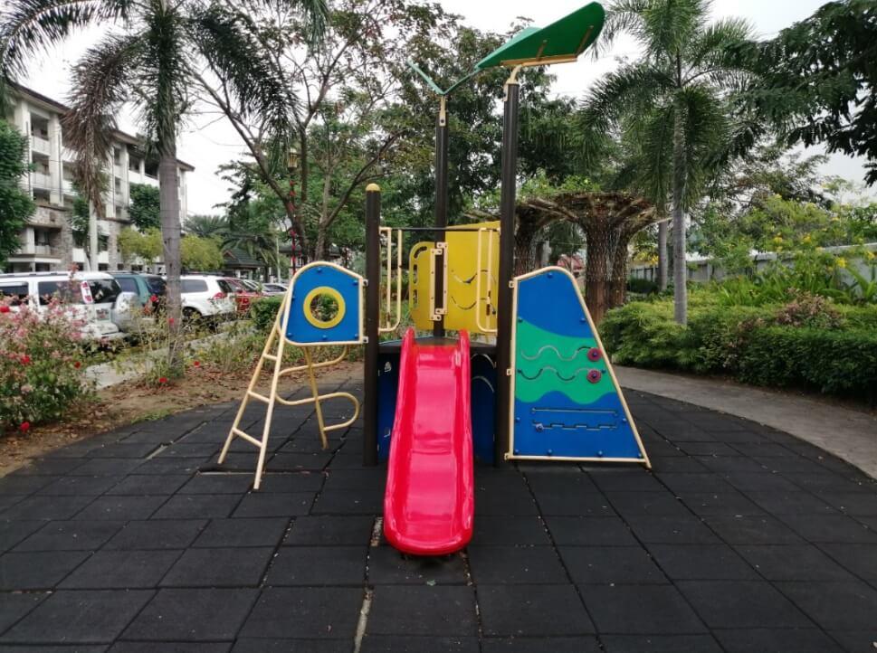 Huawei Y9 2019 Main Camera Sample - Outdoor, Playground - Auto