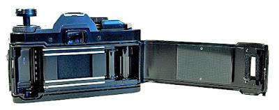 Olympus OM40, Film box