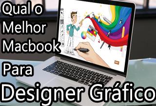 macbook para designer gráfico