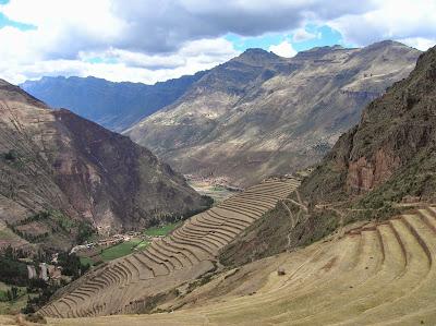 Andenerías, bancales incas, Perú, La vuelta al mundo de Asun y Ricardo, round the world, mundoporlibre.com