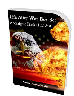 Life After War Box Set - Three Free Apocalypse Books by Angela White