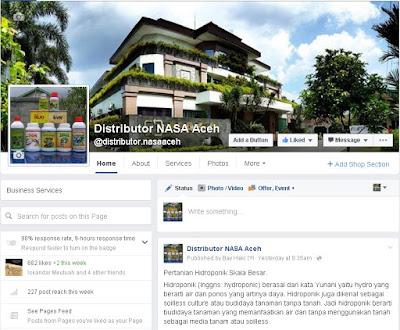 Penjual Pupuk Organik Viterna Plus Wilayah Aceh?