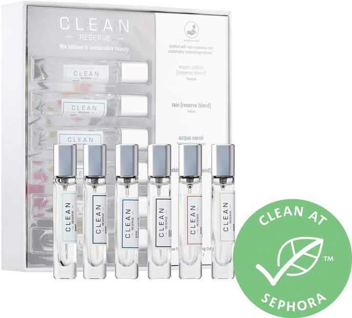 CLEAN - Clean Reserve Set