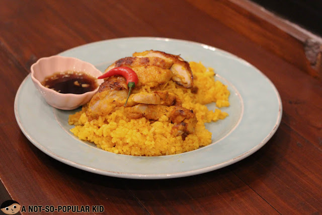 Nbs Chicken Inasal of Nikko's Baking Studio