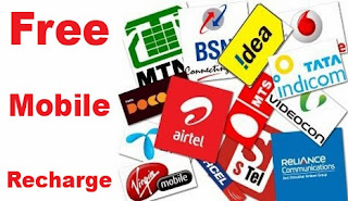 Free Recharge, Free Recharge Tricks, Free Recharge App, Free Talktime App, Refer And Earn App,