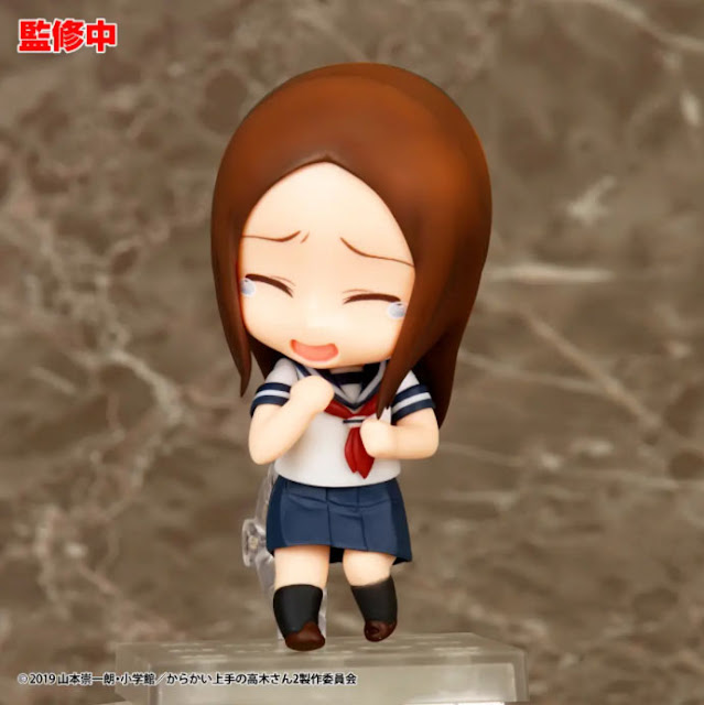 Nendoroid Takagi-san - Karakai jōzu no Takagi-san 2